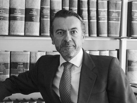 Manuel del Valle: Abogado