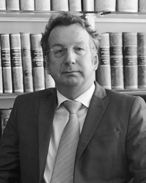 Richard Wicke: Abogado