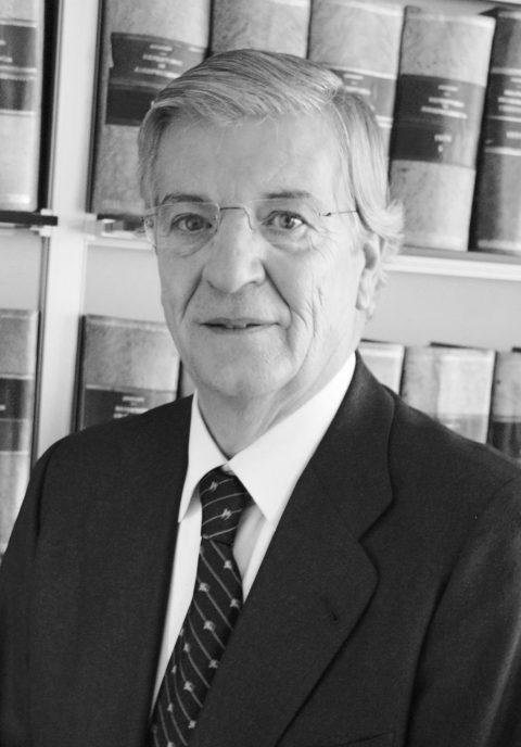 Profesor Dr. César Miñambres: Anwalt